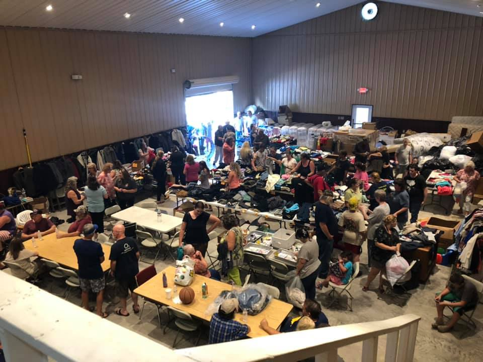Clothing Drive for Community